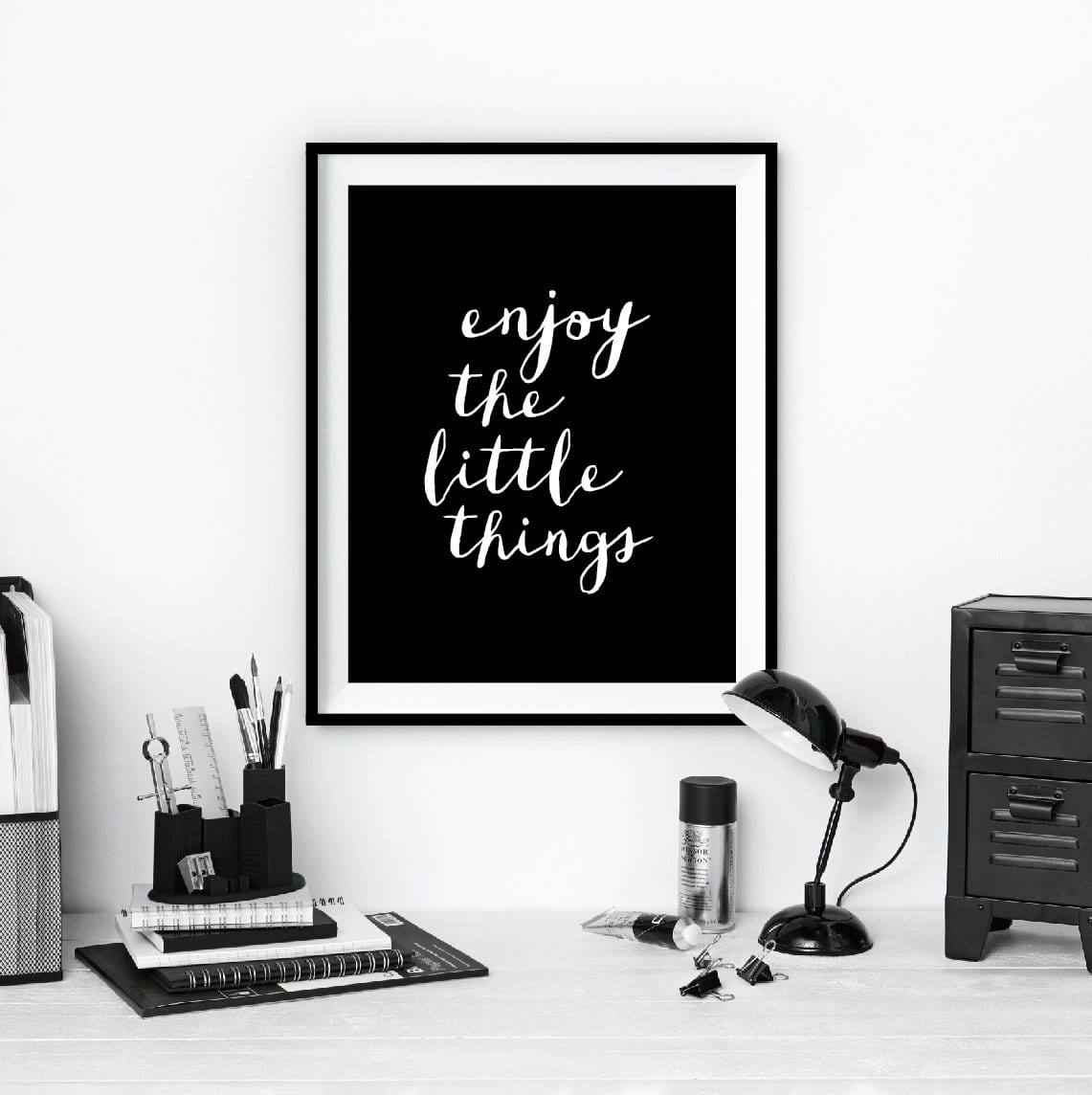 Quote enjoy the little things